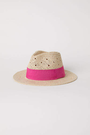 SHOP MY INSTAGRAM Straw Hat