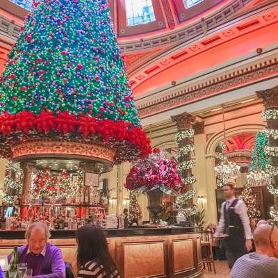 Nine things to do in Edinburgh during Christmas